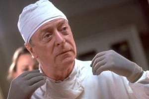 Michael Caine as Dr. Wilbur Larch