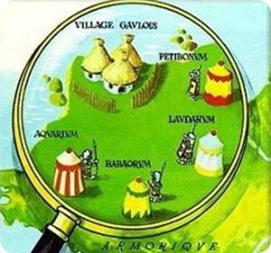 Las excepciones rodeando a la aldea gramatical... ¿o era al revés?