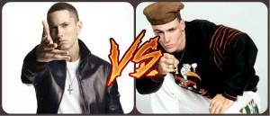 Eminem Vanilla Ice