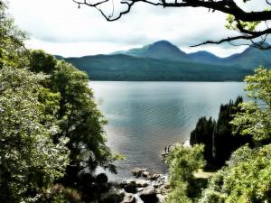 Bonnie Banks of Loch Lomond