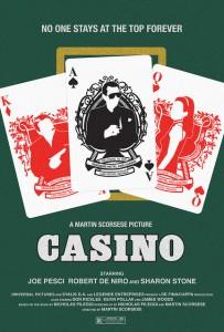 Casino alternate poster