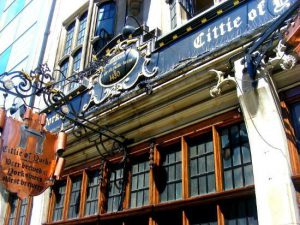 Pub Cittie of Yorke