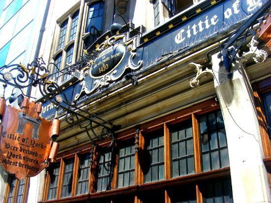 Pub Cittie of Yorke