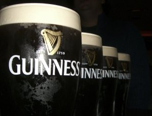 Guinness, la reina de las Irish Stout