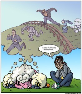 do sheep dream of electric androids
