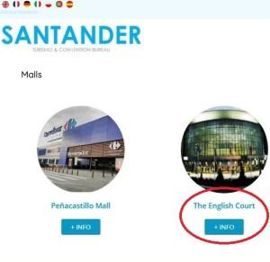 El Corte Inglés Santander