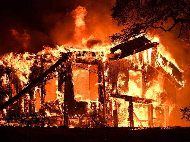 Napa Valley fires
