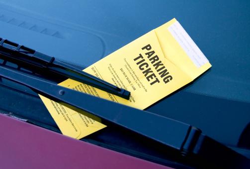 frases para ligar Parking Ticket