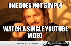 One does not simply Youtube