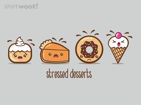 stressed desserts semordnilaps