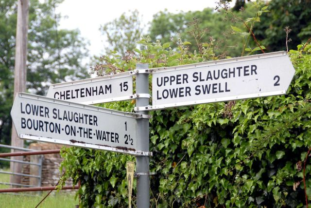 Lower Swell y Upper Slaughter