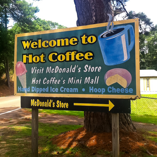 Hot Coffee, Mississippi