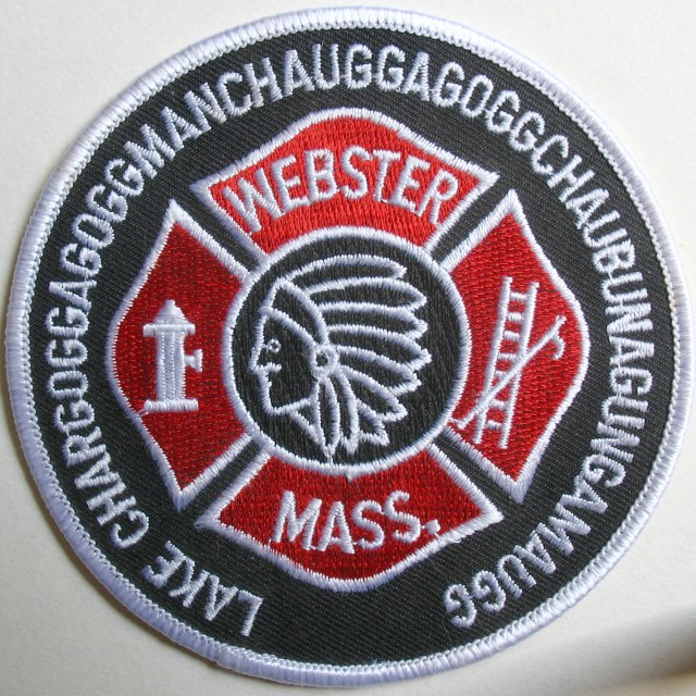 Webster Lake badge