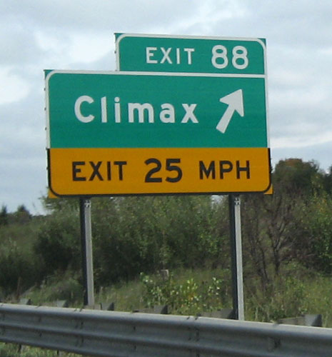 Climax, Michigan