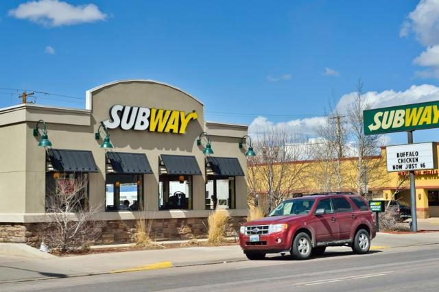Arkansas horn before Sandwich shop leyes curiosas