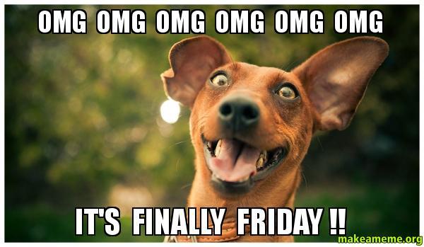 Bank holidays - Good Friday!