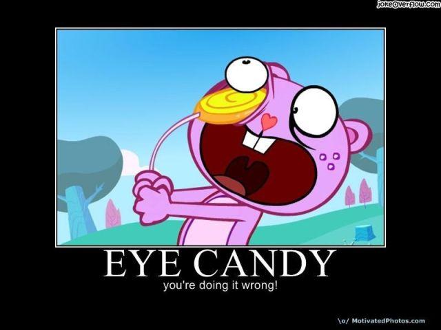 Eye Candy palabra compuesta