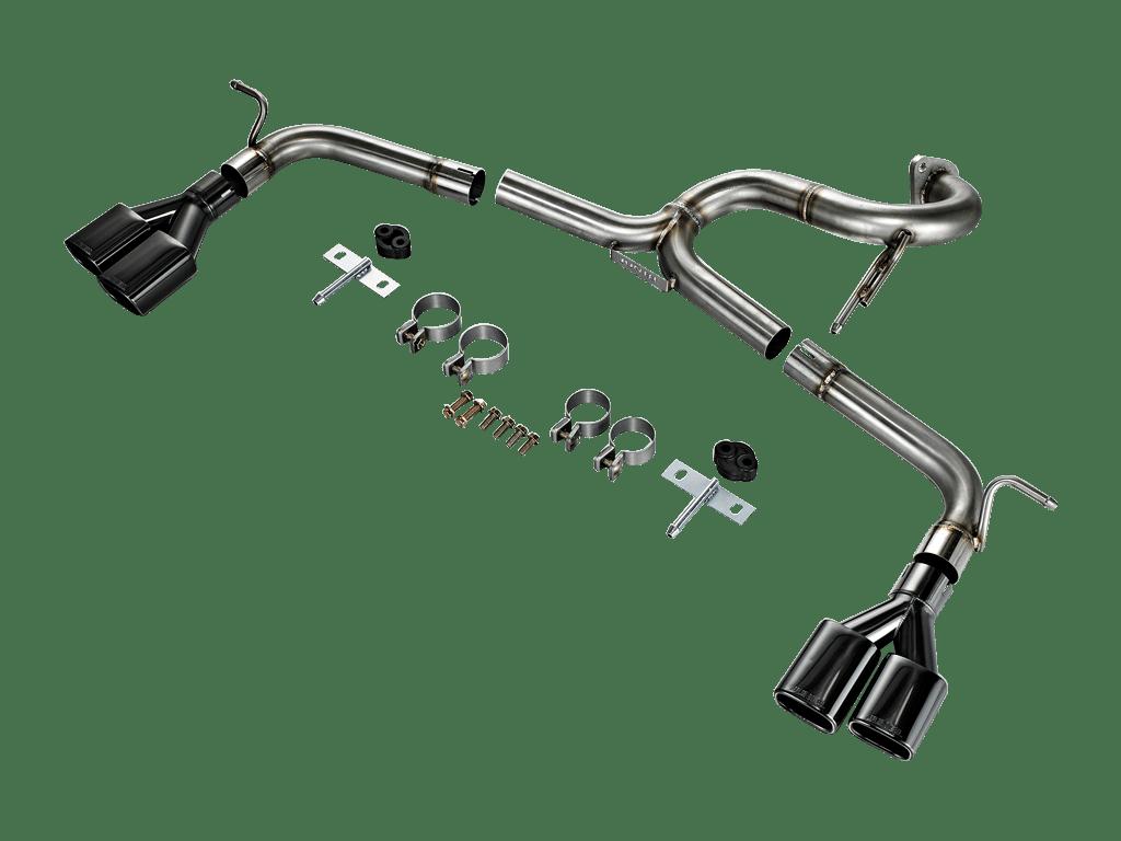 Jun B L Dual Exhaust System For Hyundai