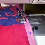 How To Bind A Quilt With Mitered Corners.