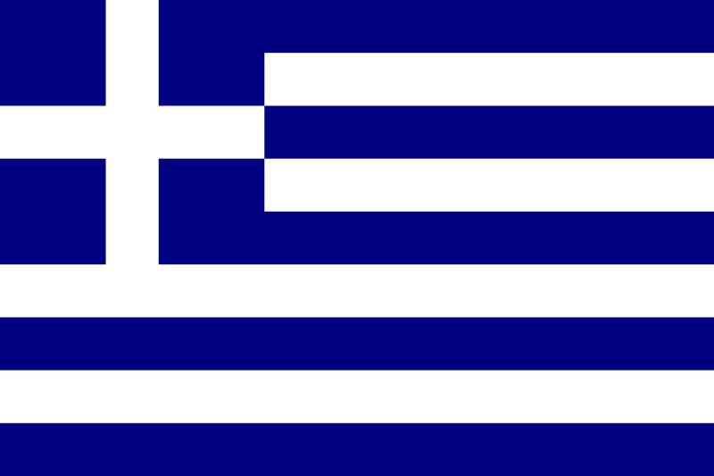 greece flag colouring pages page 3
