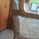 מילוי הספה - צדדים - רצועת יוטה