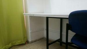 השולחן בנישה - צד שמאל