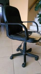 הכסא המשרדי כפי שנמצא 2