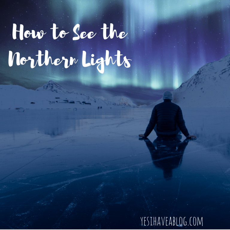 Seeing the Northern Lights in Iceland - Expectations vs Reality | Winterlust - Yesihaveablog | Winter Travel