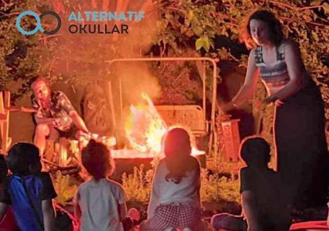 Aile Çocuk Yaz Kampı