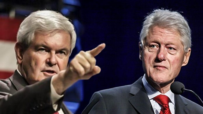 Image result for Newt Gingrich the liar
