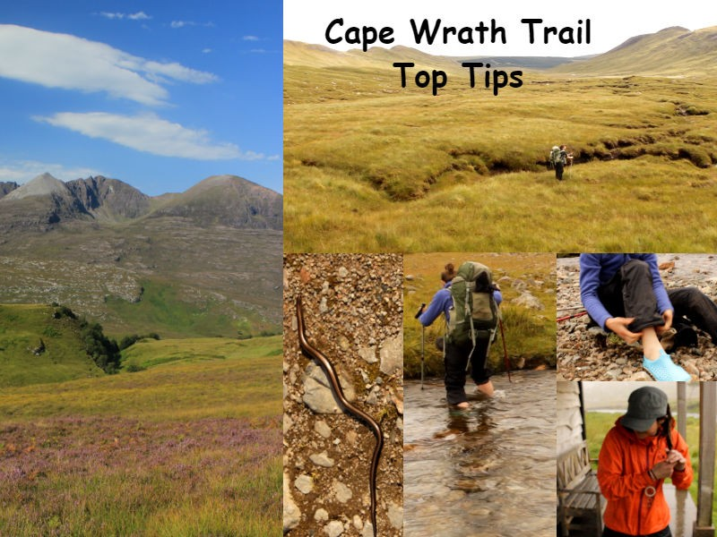 Cape Wrath Tips