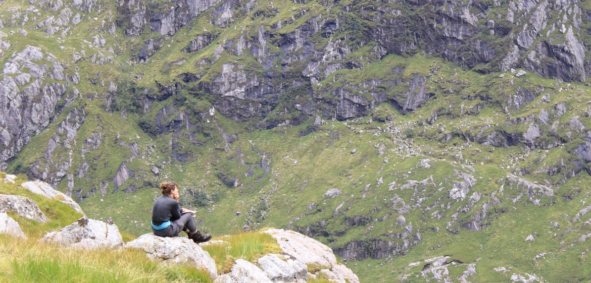 Cape Wrath Trail - Itinerary North to South - Day 14 - Knoydart