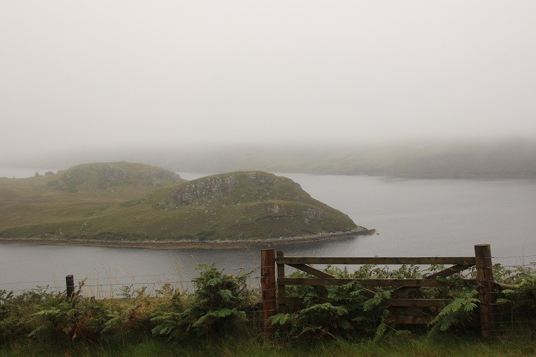 Cape Wrath Trail - Itinerary North to South - day 2-Rhiconich