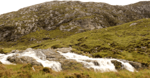 Cape Wrath Trail - Itinerary North to South - day 4 - River Crossing