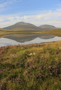 Cape Wrath Trail - Itinerary North to South - Day 9 - we were lost here
