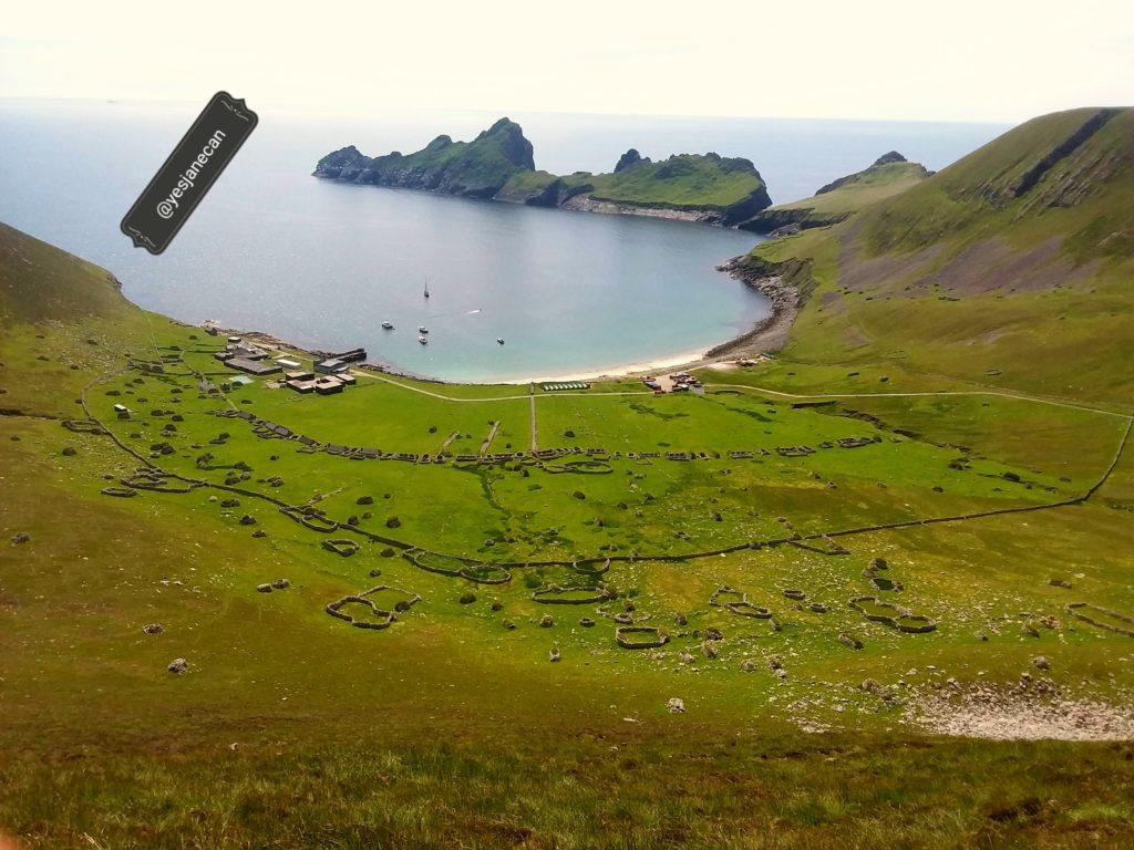 Walking the Timeline of Britain - St Kilda, Outer Hebrides