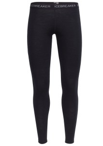 Hiking kit clothes review - Icebreaker Oasis leggings