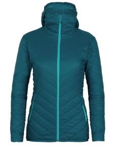 winter walking - Icebreaker jacket