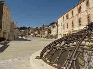 Hvar town, Hvar island, Croatia