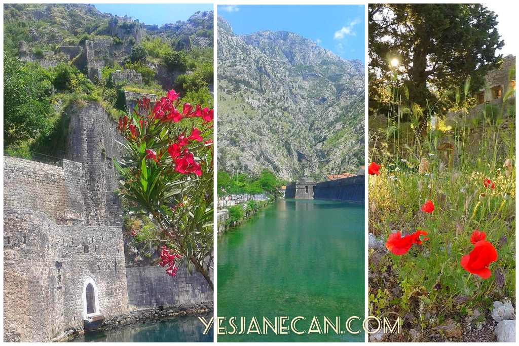 Hiking to Castle of San Giovani