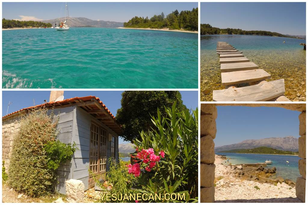 Croatia islands - island hopping
