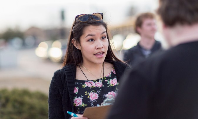 Student interviews solutionary