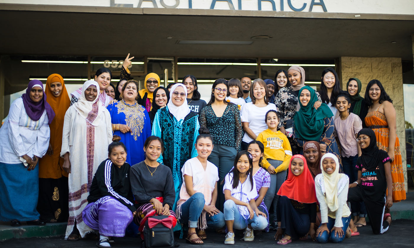 The Refugee-Led Coalition Creating Collective Care