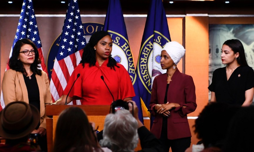 How Women of Color in Congress Are Pushing a Grassroots Agenda