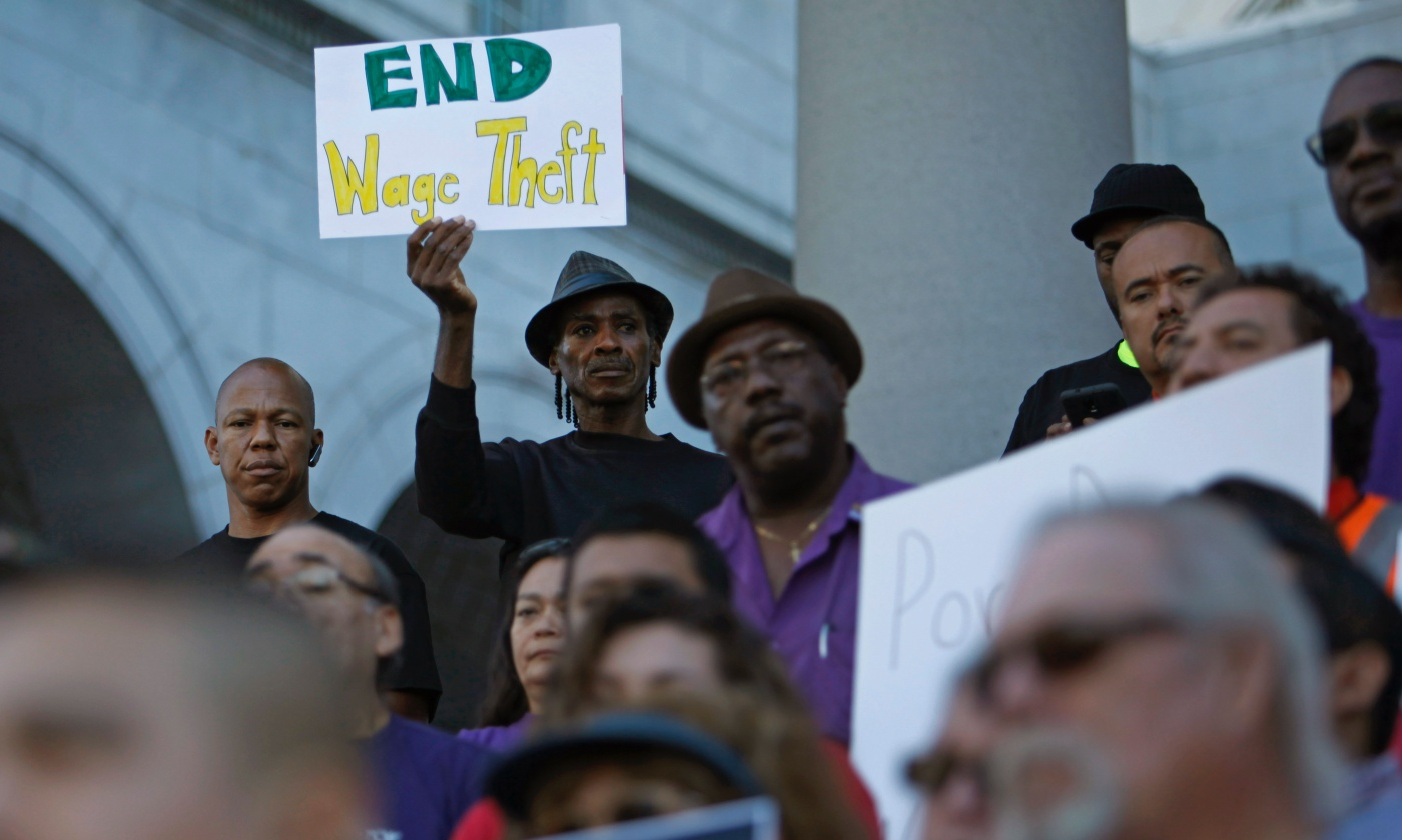 Opinion | Why Empowering Workers Is a Form of Reparations