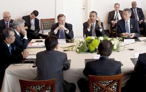 TPP negotiators meet in Yokohama