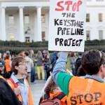 Hundreds Plan to Risk Arrest in Keystone Pipeline Action