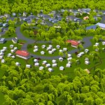 Tiny House Village to Shelter the Homeless in Texas
