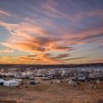 Monet Wins Tobenkin Award for Standing Rock Coverage