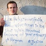 Palestinians and Ferguson Protesters Link Arms Via Social Media